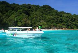 Экскурсия на остров Тачай