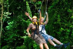 Экскурсия «Полет гиббона» на Пхукете