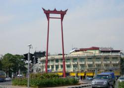 гигантские качели